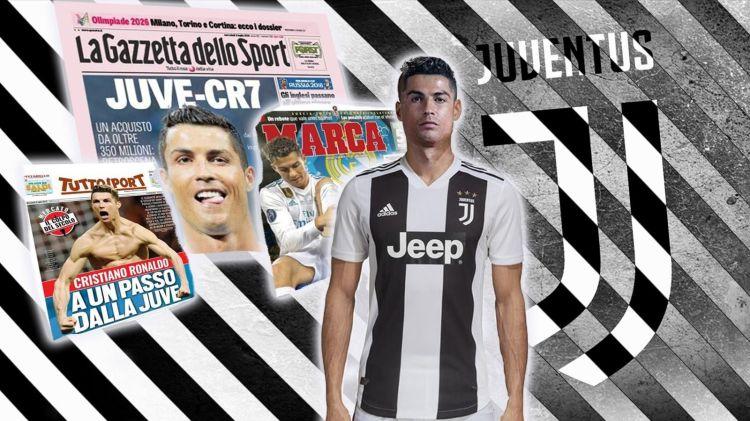 Ronaldo juve